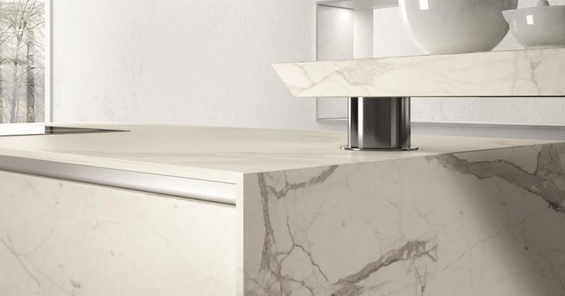 SapienStone, a revolution in industry. The new frontier of  luxury porcelain slabs.