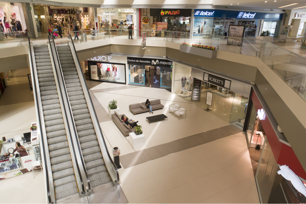 Galerias Monterrey: The new atmosphere in the traditional fashion mall